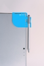 Surface Pro 3 - pen holder - cyan