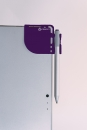 Surface Pro 3 - pen holder - purple